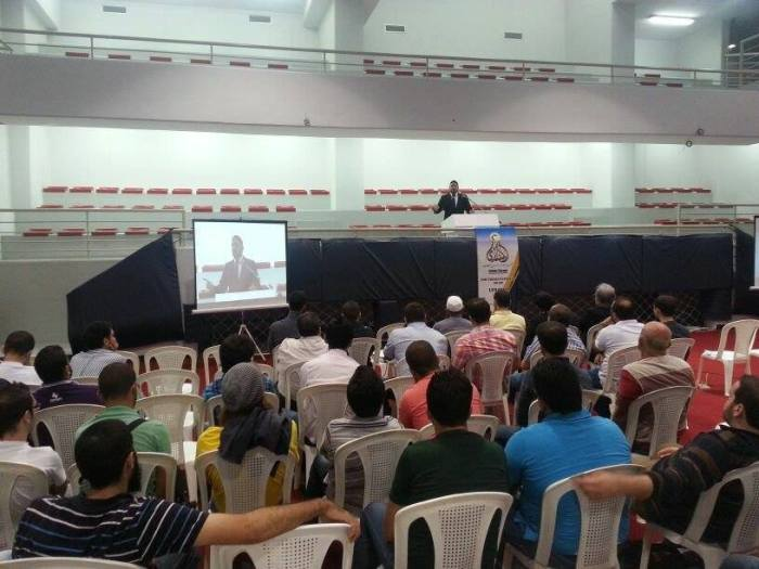 'Is Secularism the way forward?' held at the American University of Lebanon (AUL), Beirut