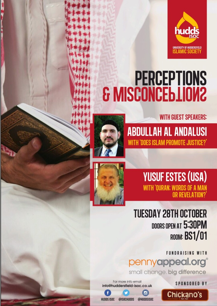 Perceptions and Misconceptions on Islam (28th Oct 2014)