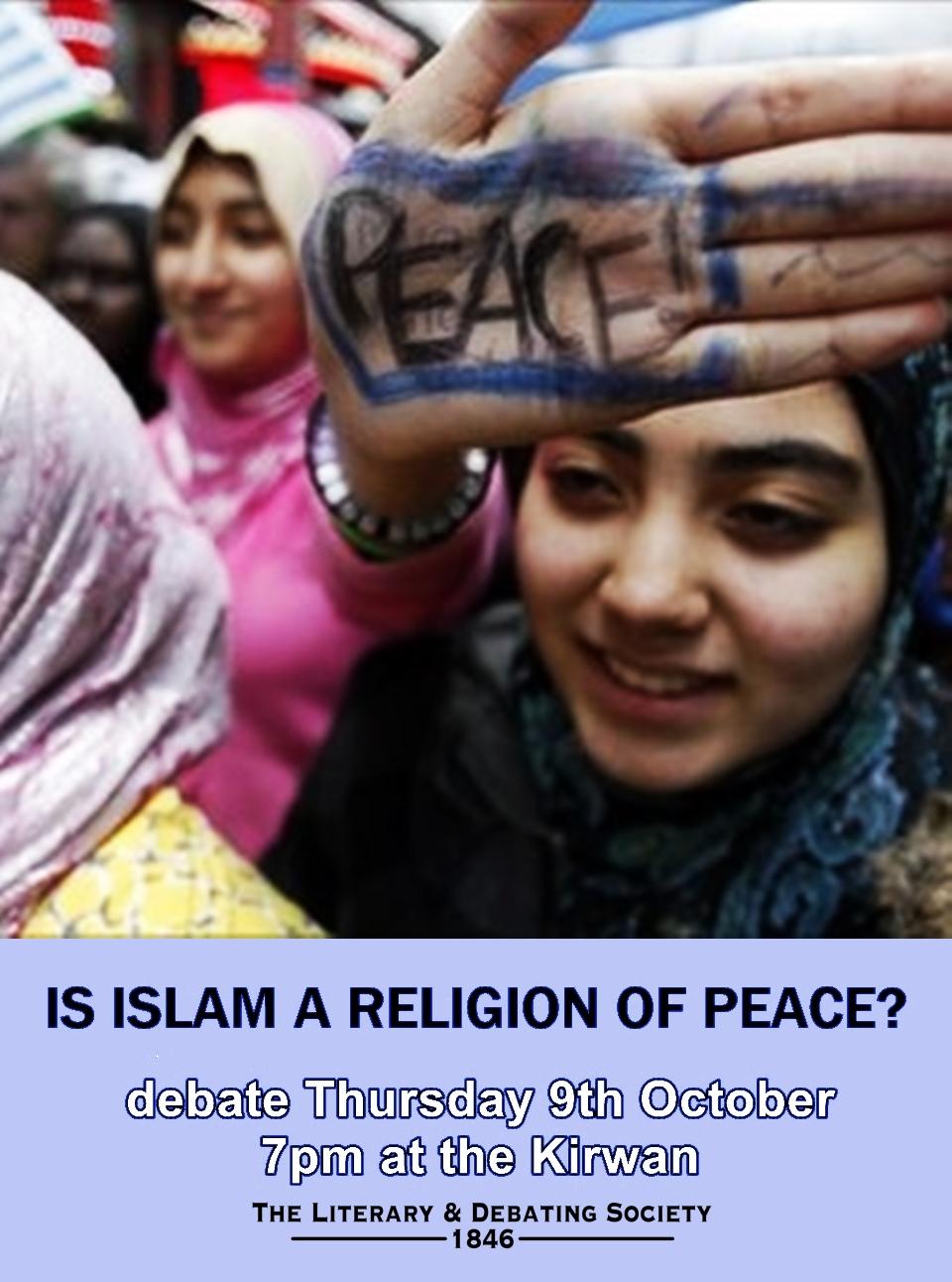 religion and peace islam