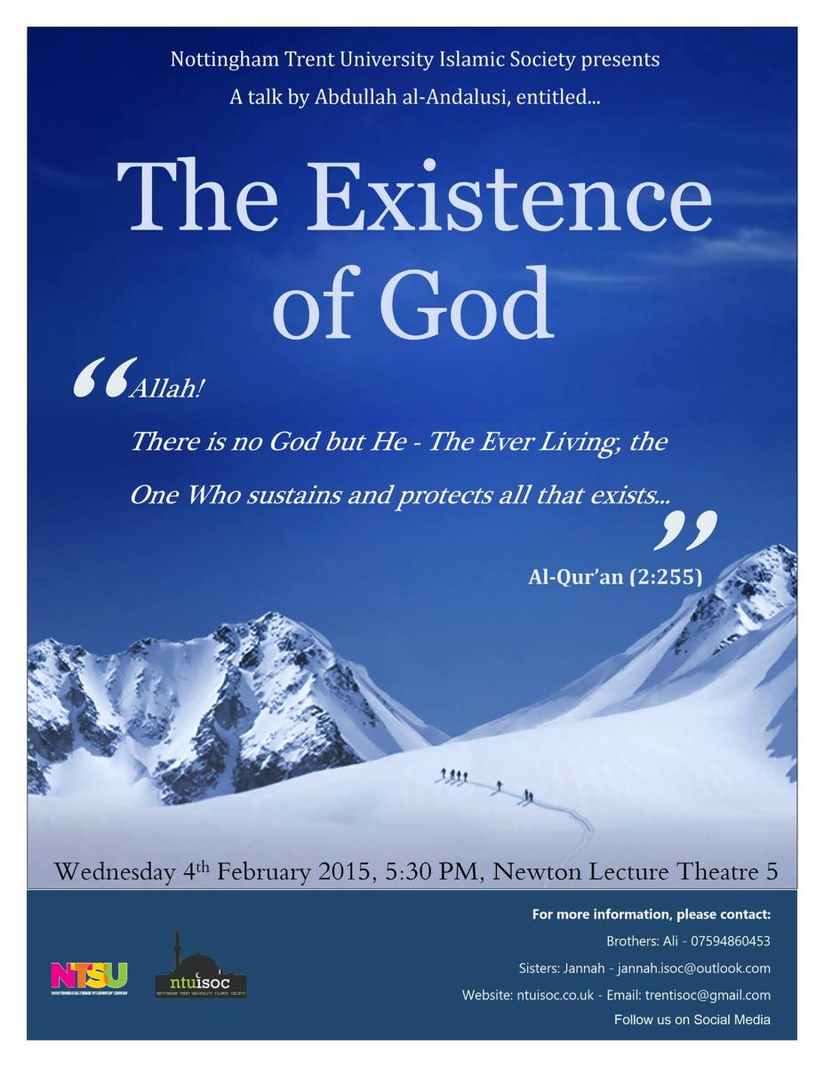 an analysis of the existence of evil as a proof of the existence of god Proof of god's existence  let him overcome evil by  religion ~ insights already presented and thus also tend towards a proof of the existence of god.