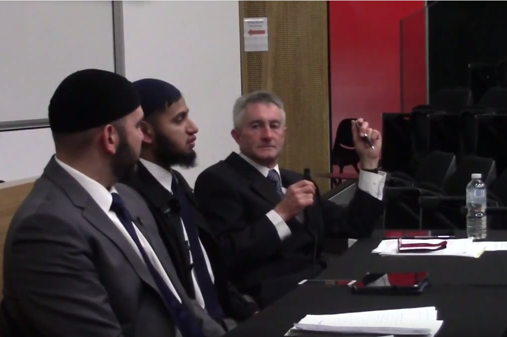 PREVIEW VIDEO: The Moment a prominent Atheist speaker ENDORSED my argument for Caliphate at debate on Secular law VS Sharia law