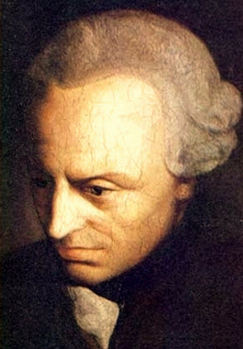 Is Kant better than the Koran? The Dark Secrets of Immanuel Kant's Ethics