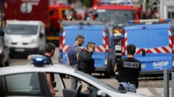 Three People Killed in French Church Knife Attack, Hostage Takers Shot Dead