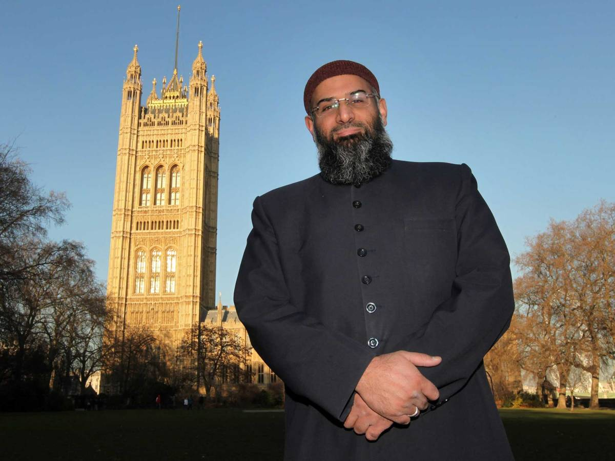 Who Are the Real Supporters (and Beneficiaries) of Anjem Choudary's Career?