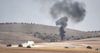 Turkish army Jarabulus